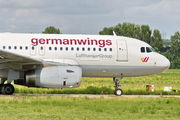 D-AGWV - Germanwings Airbus A319 aircraft