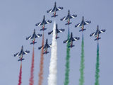 "MM54538 - Italy - Air Force ""Frecce Tricolori"" Aermacchi MB-339-A/PAN aircraft"