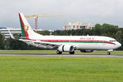 EW-001PA - Belarus - Government Boeing 737-800 aircraft
