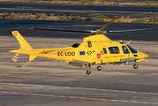 EC-LOD - INAER Agusta / Agusta-Bell A 109E Power aircraft