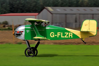 G-FLZR - Private Staaken  Z-21 Flitzer