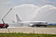 EI-EVS - Ryanair Boeing 737-800 aircraft