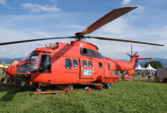 OE-XSP - Heli Austria Aerospatiale AS332 Super Puma