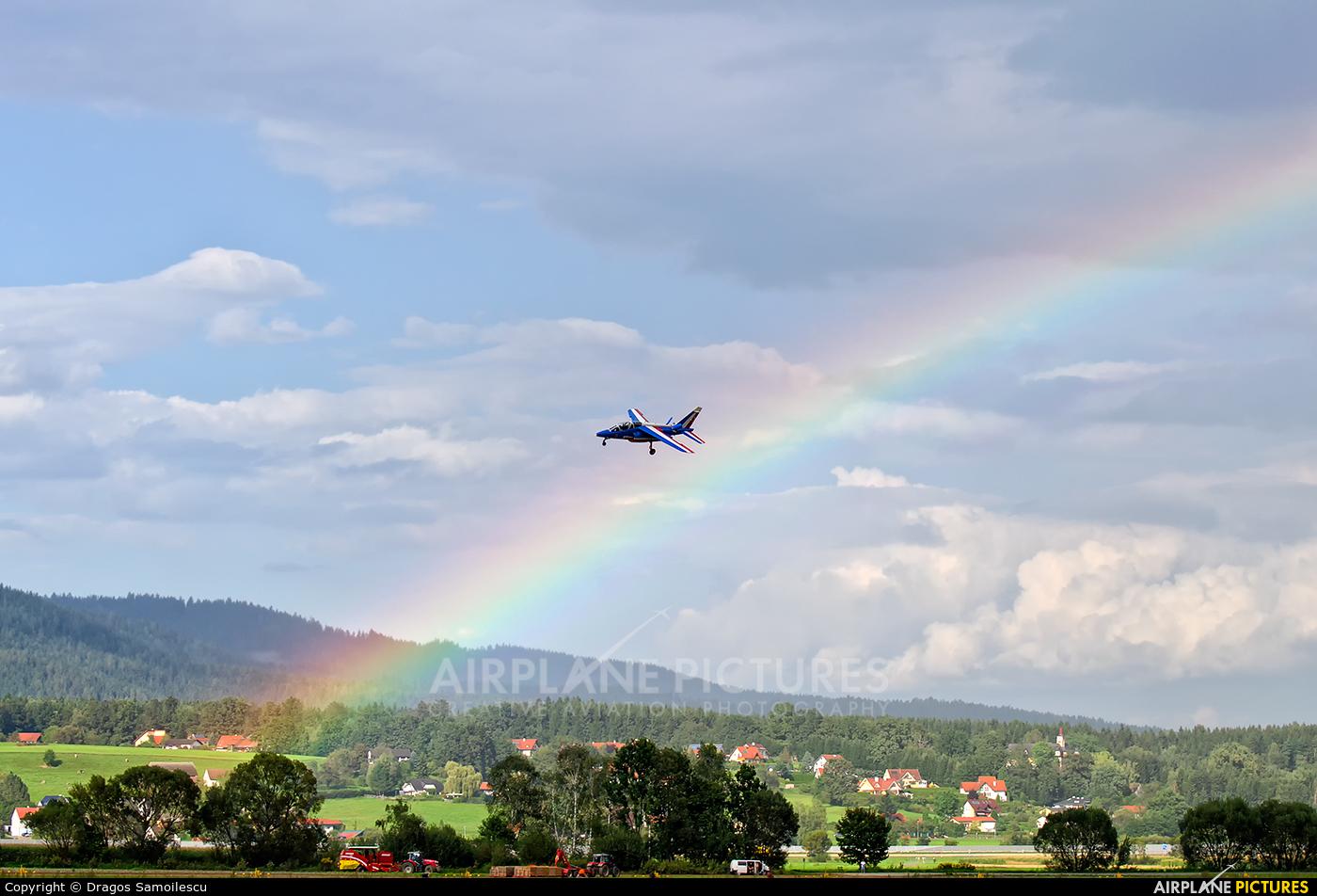 "France - Air Force ""Patrouille de France"" MM54538 aircraft at Zeltweg"