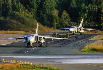 RF-90943 - Russia - Air Force Sukhoi Su-24M