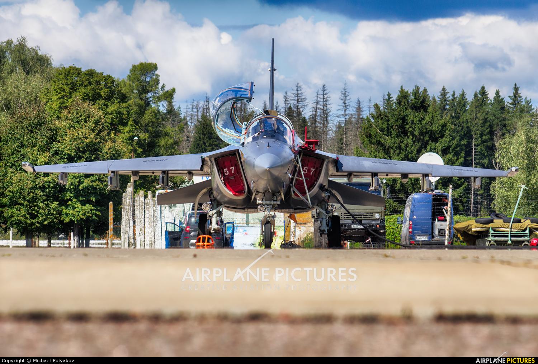 Russia - Air Force 57 aircraft at Kubinka