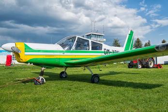 OM-XON - Aeroklub Nitra Zlín Aircraft Z-43