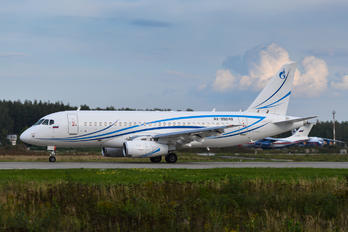 RA-89048 - Gazpromavia Sukhoi Superjet 100LR