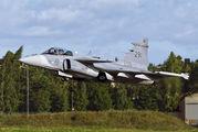 291 - Sweden - Air Force SAAB JAS 39C Gripen aircraft