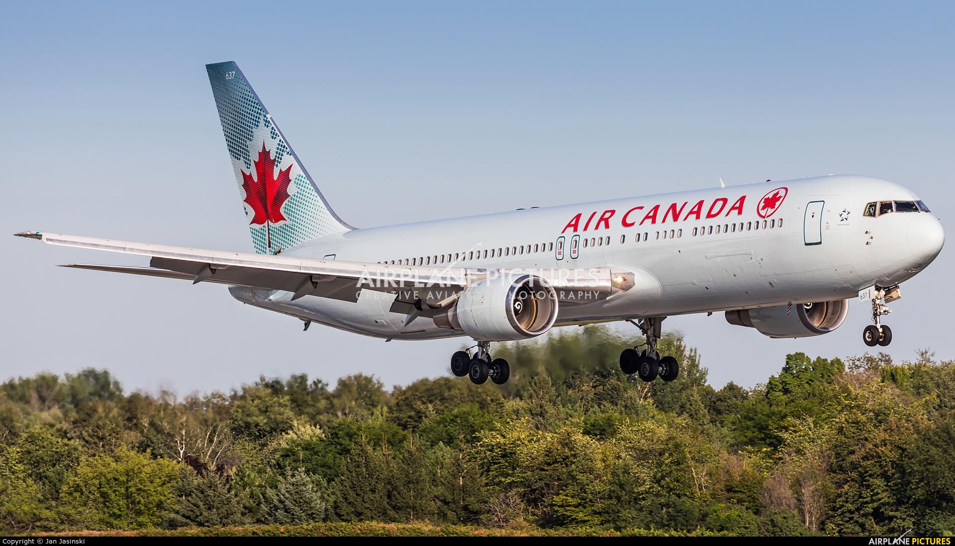 Air Canada C-FPCA aircraft at Ottawa - Macdonald-Cartier Intl, ON