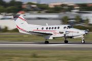 OO-LAC - Skylifeguard Beechcraft 200 King Air aircraft