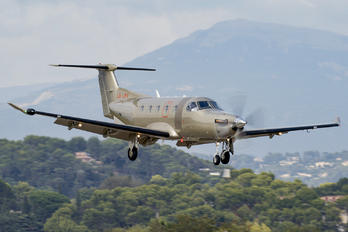 LX-JFV - Jetfly Aviation Pilatus PC-12