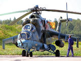 45 - Belarus - Air Force Mil Mi-24RKhR aircraft