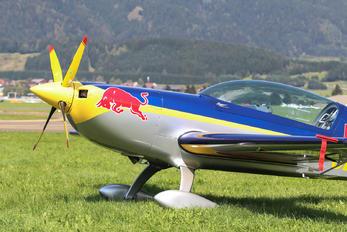 OE-CRB - The Flying Bulls : Aerobatics Team Extra 300L, LC, LP series