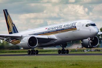 9VSME - Singapore Airlines Airbus A350-900