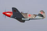 OK-SAL12 - Private Yakovlev Yak-3U aircraft