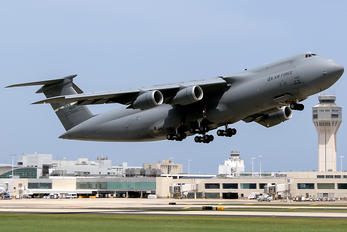 87-0030 - USA - Air Force Lockheed C-5M Super Galaxy