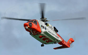 EI-ICD - CHC Ireland Sikorsky S-92
