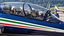 "MM54554 - Italy - Air Force ""Frecce Tricolori"" Aermacchi MB-339-A/PAN aircraft"
