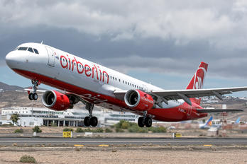 D-ABCH - Air Berlin Airbus A321