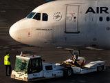 F-GTAU - Air France Airbus A321 aircraft