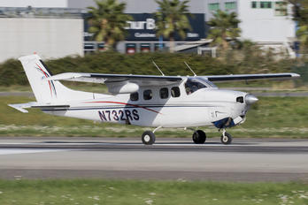 N732RS - Private Cessna 210N Silver Eagle