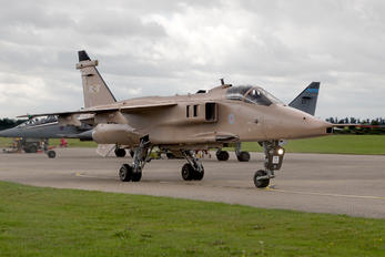 XX725 - Royal Air Force Sepecat Jaguar GR.3