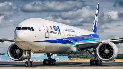 JA785A - ANA - All Nippon Airways Boeing 777-300ER