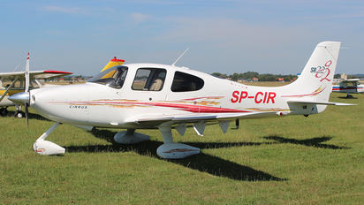SP-CIR - Private Cirrus SR22