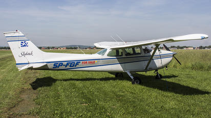 SP-FGF - Private Cessna 172 Skyhawk (all models except RG)