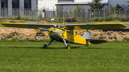 SP-YWZ - Private Yakovlev Yak-12A