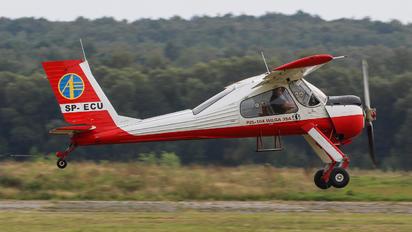 SP-ECU - Private PZL 104 Wilga 35A