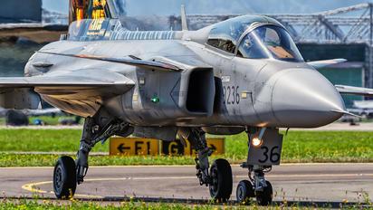 9236 - Czech - Air Force SAAB JAS 39C Gripen
