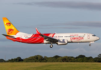 VT-GHD - Air India Express Boeing 737-800
