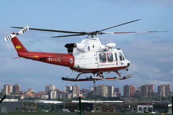 EC-JJQ - INAER Bell 412EP