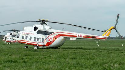 631 - Poland - Air Force Mil Mi-8P
