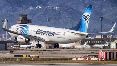SU-GDZ - Egyptair Boeing 737-800