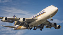 9V-SFK - Singapore Airlines Cargo Boeing 747-400F, ERF aircraft