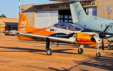 FAB1361 - Brazil - Air Force Embraer EMB-312 Tucano T-27