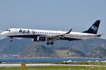 PR-AYN - Azul Linhas Aéreas Embraer ERJ-195 (190-200)