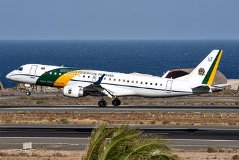 FAB2591 - Brazil - Air Force Embraer ERJ-190-VC-2