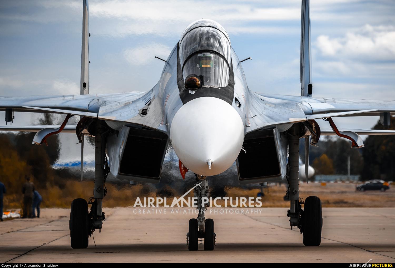 Russia - Air Force 11 RED aircraft at Kubinka