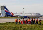 VP-BCG - Aeroflot Boeing 737-800 aircraft