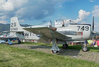 D-FUMY - Private North American T-28C Trojan