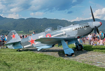 G-FYGJ - Private Yakovlev Yak-3M