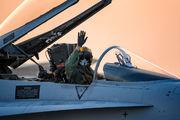15-11 - Spain - Air Force McDonnell Douglas F/A-18A Hornet aircraft