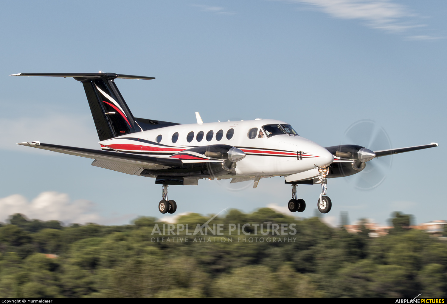 Private G-CIFW aircraft at Cannes - Mandelieu
