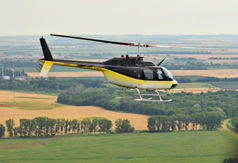 OM-GGG - EHC Service Bell 206B Jetranger III