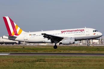 D-AGWW - Germanwings Airbus A319