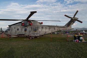 ZH860 - Royal Navy Agusta Westland AW101 111 Merlin HM.1